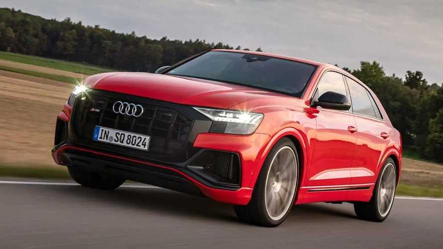 Audi SQ8 (2020) im Test