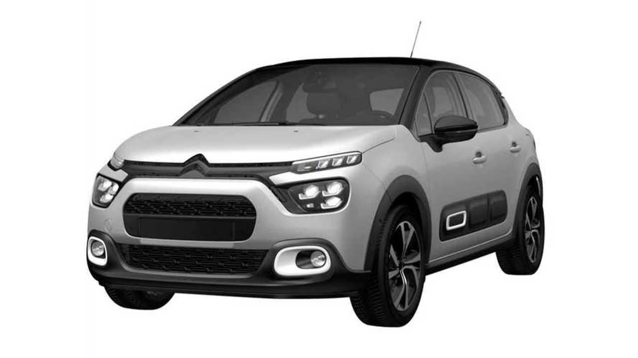 Citroën C3 2021 - Registro no Brasil