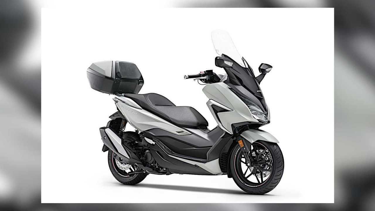 2021 Honda Forza 350 Right Side