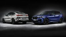 BMW X5 M Competition First Edition и X6 M Competition First Edition