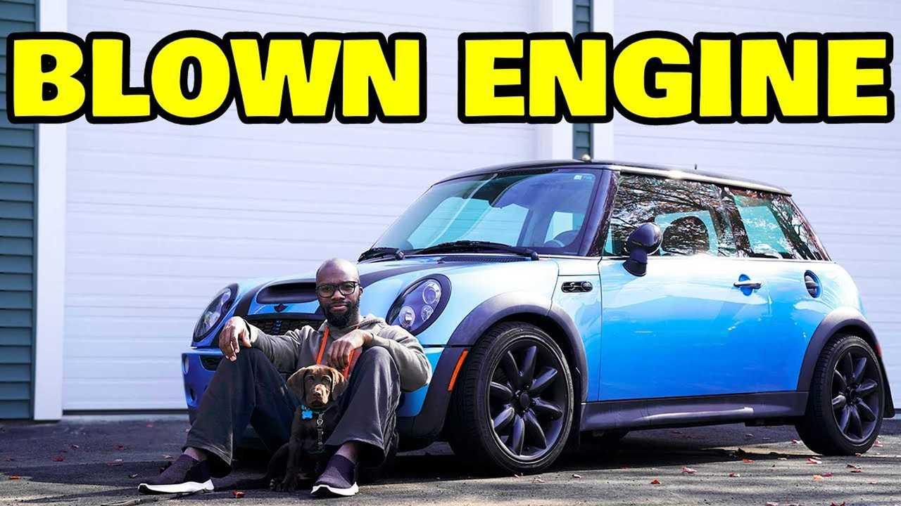 Rich Rebuilds? Sort Of: Rich Converts A Mini Into An EV