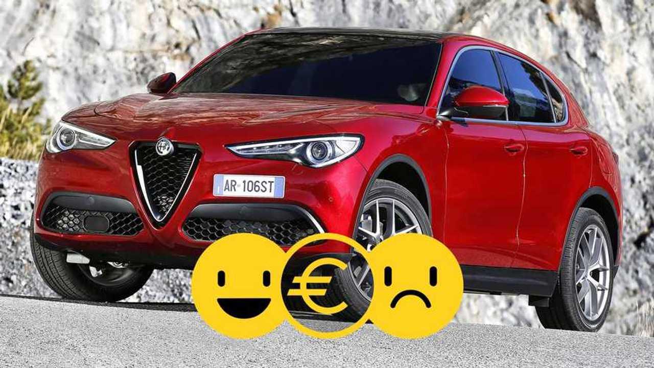 Alfa Romeo Stelvio promo ottobre 2020