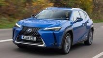 lexus ux 300e 2021 elektroauto suv