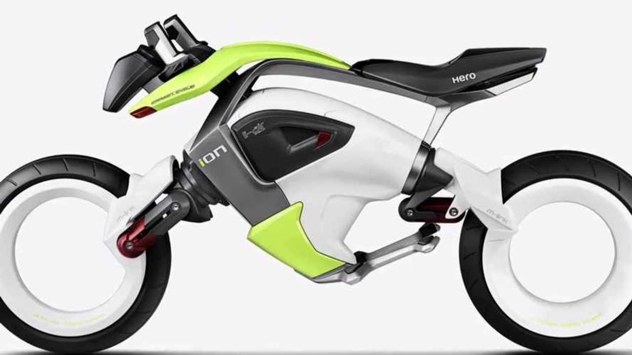 Hero Electric Design Concept