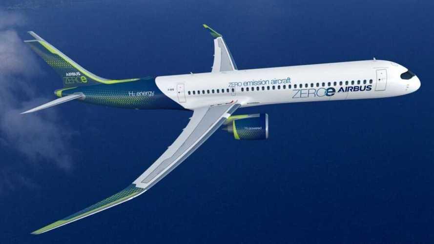 L'aereo a idrogeno si avvicina: ora Airbus prepara i serbatoi