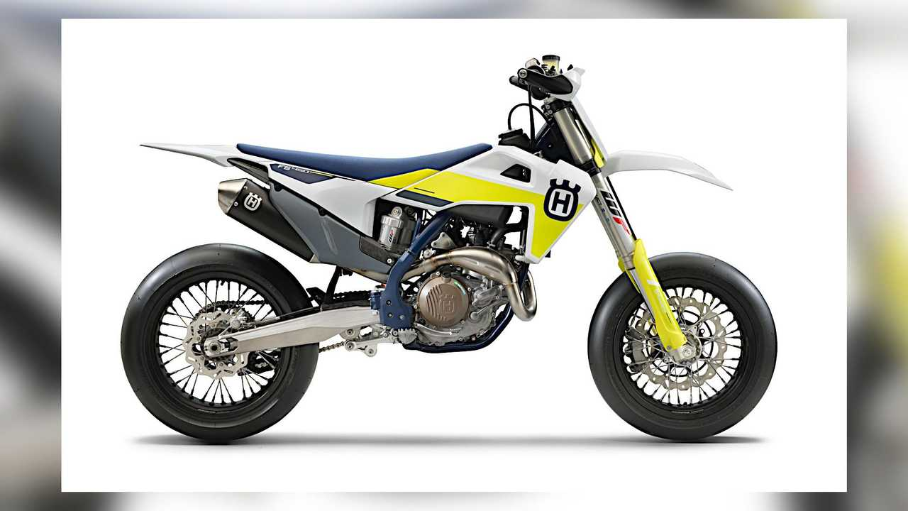 2021 Husqvarna FS 450 Right Side
