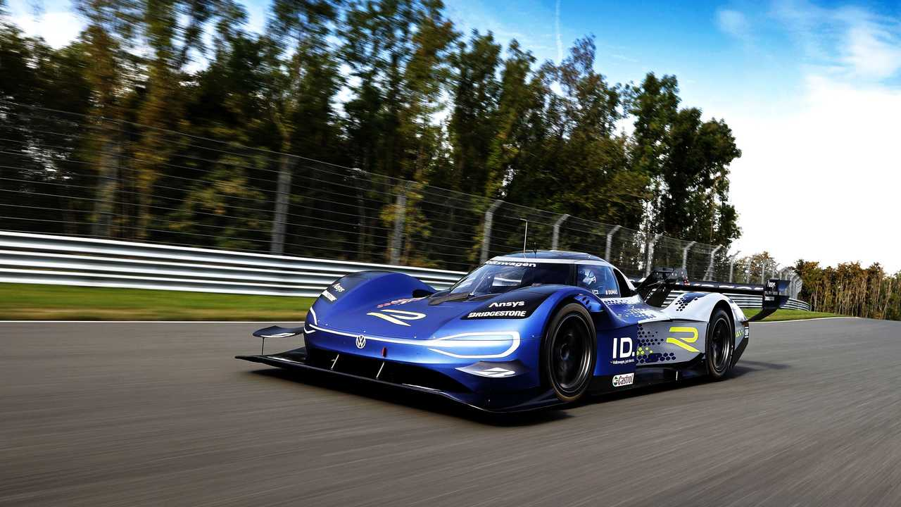 Volkswagen ID.R: the 2020 livery
