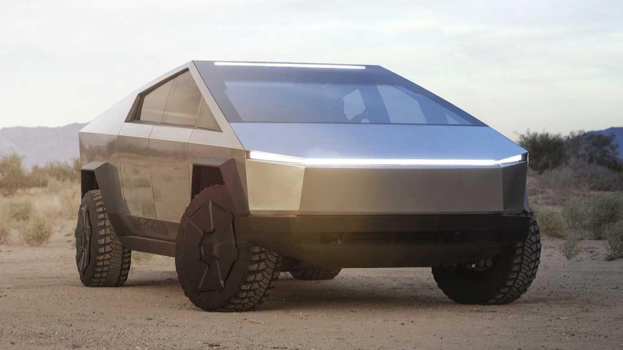 Tesla Cybertruck Exterior