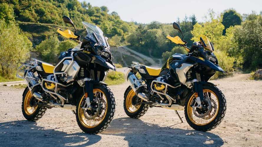 BMW R 1250 GS und R 1250 GS Adventure (2021): Neue Versionen