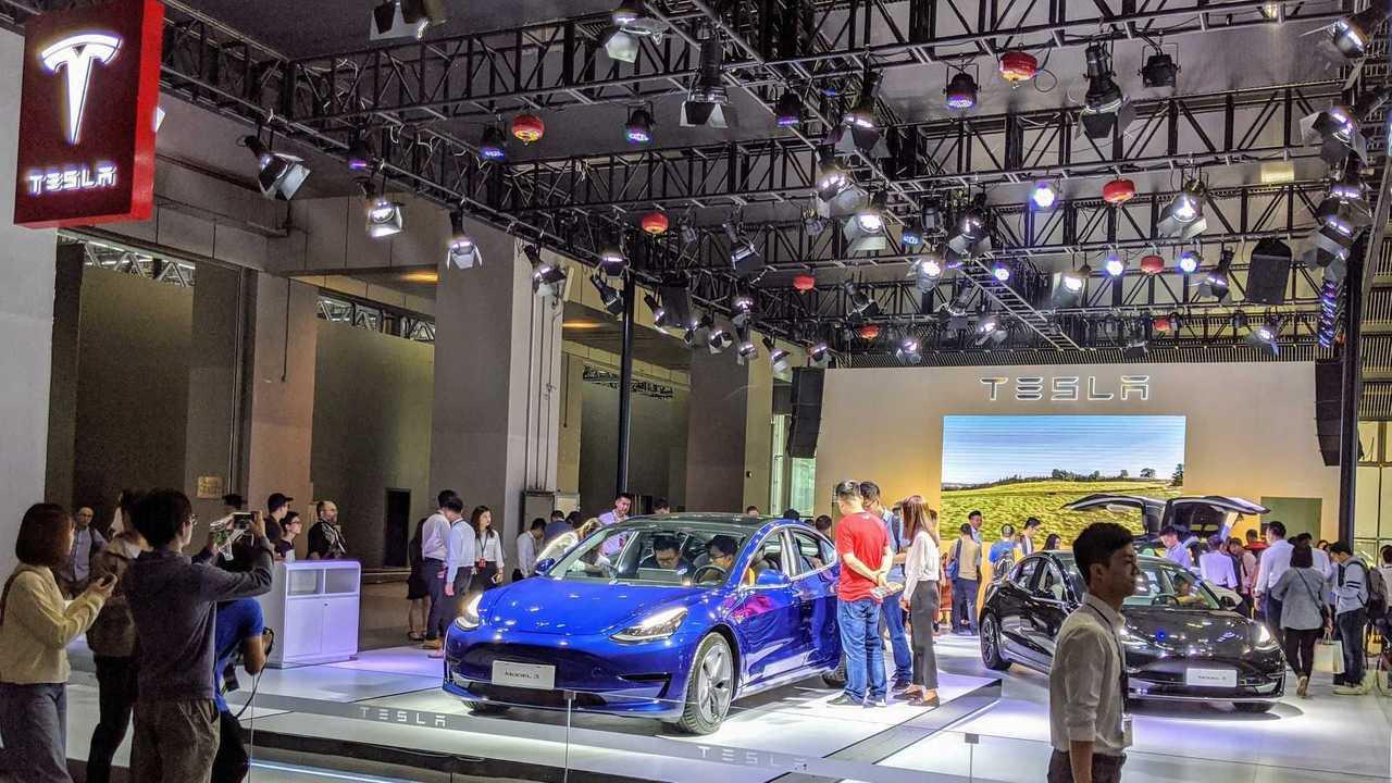 Tesla Model 3 - China