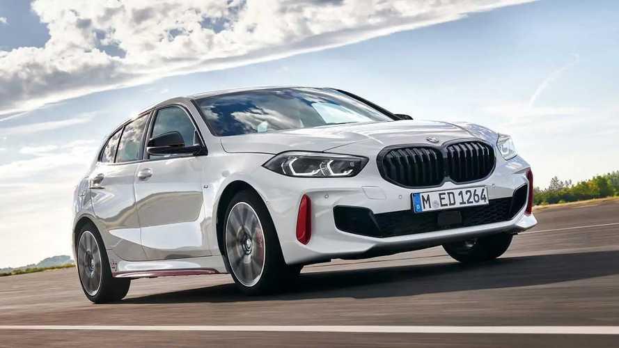 Vidéo - La BMW 128ti est moins rapide sur circuit que la Golf GTI