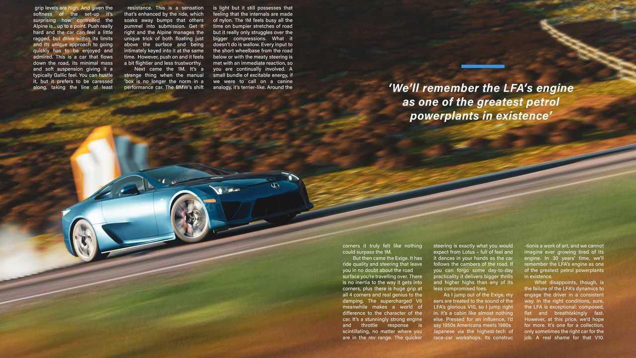 Car magazine using Forza Horizon 4 and Photoshop