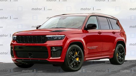 2022 jeep grand cherokee with two rows hitting dealers in