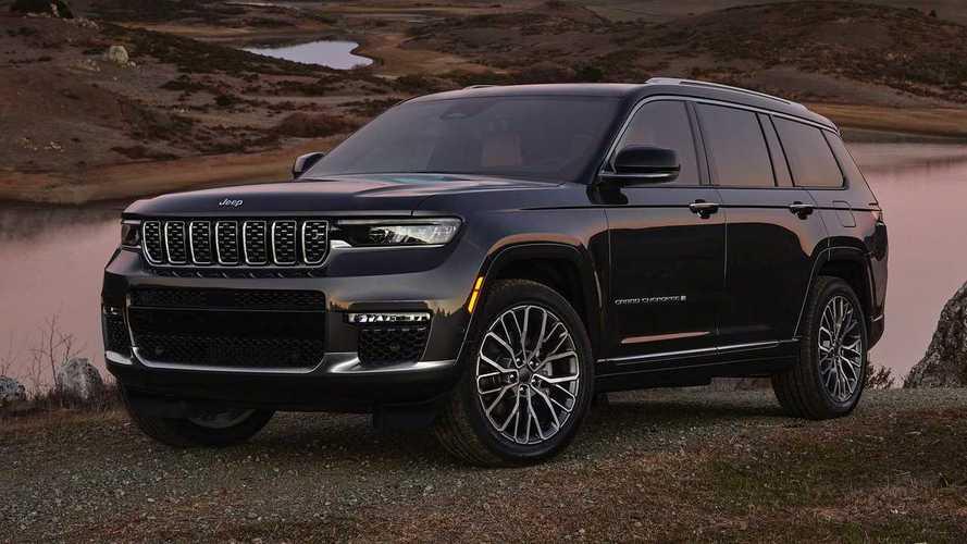 Novo Jeep Grand Cherokee L 2021 cresce, ganha requinte e leva até 7 pessoas