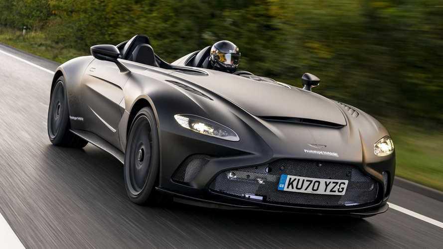Aston Martin V12 Speedster Prototype: Extremist mit 700 PS