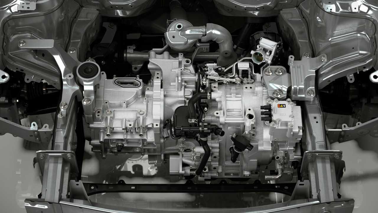 Mazda Wankel Range-Extender
