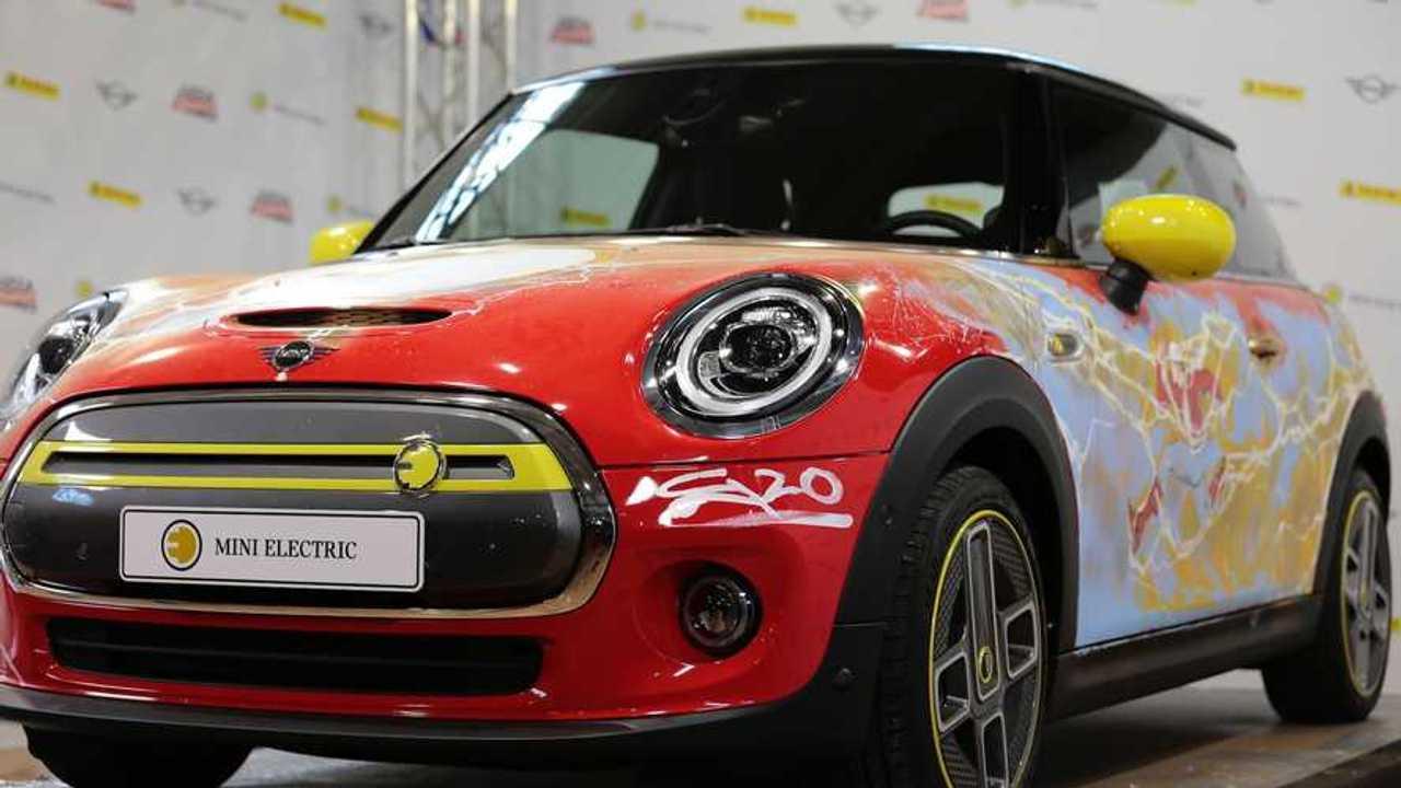 Mini Electric al Lucca Chenges 2020