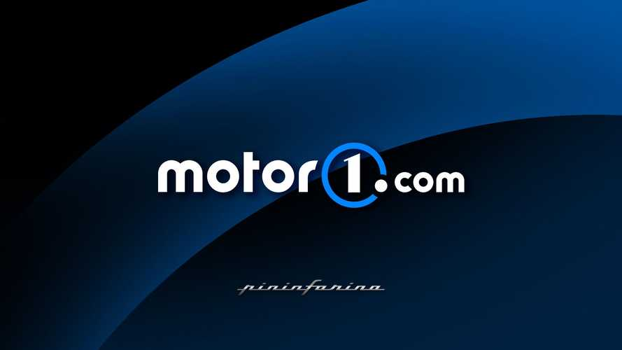 Presenting the new Motor1.com logo, redesigned by Pininfarina