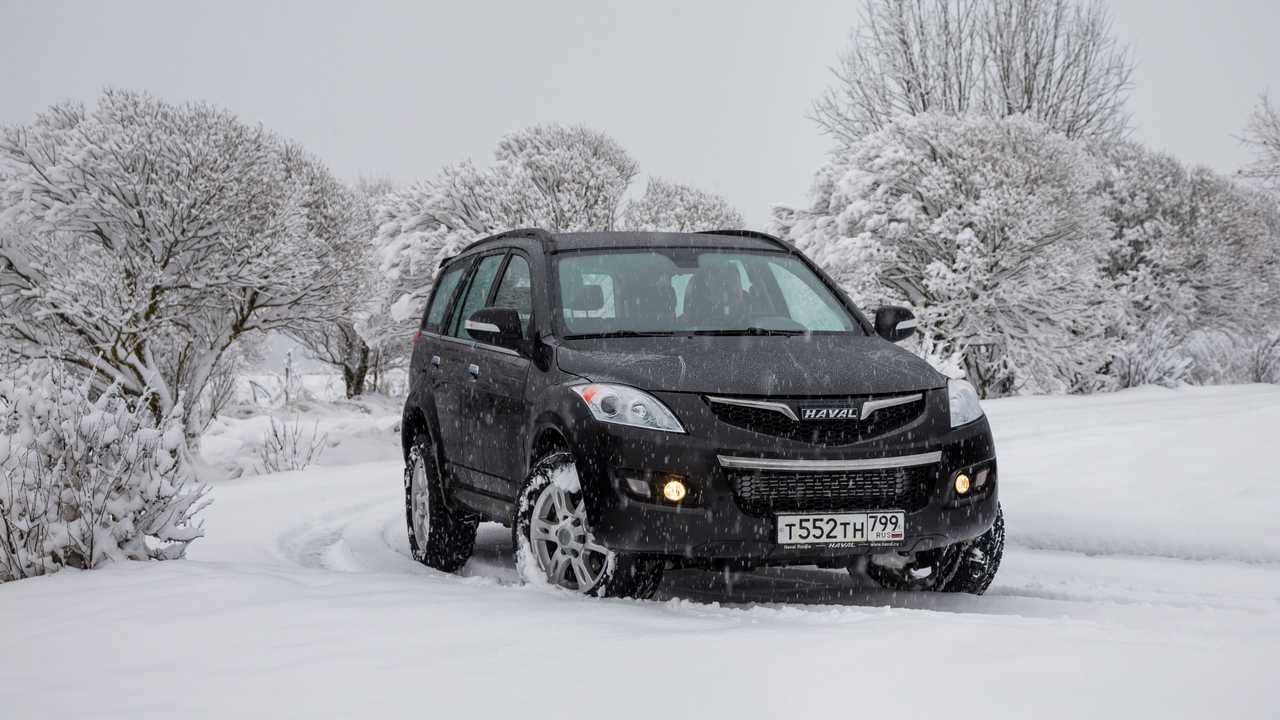 Haval H5 и русская зима