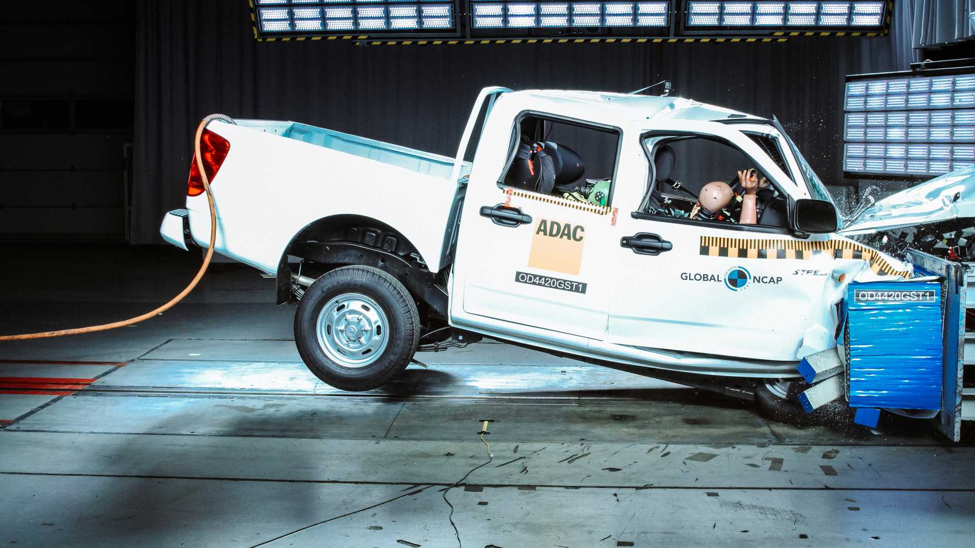 Great Wall Steed 5 Without Airbags And ABS Gets 0 Stars In Crash Test