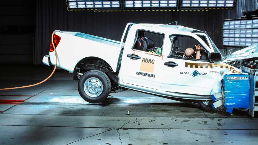 "Çin'de üretilen Great Wall Steed 5, Global NCAP testlerinden ""0"" çekti"