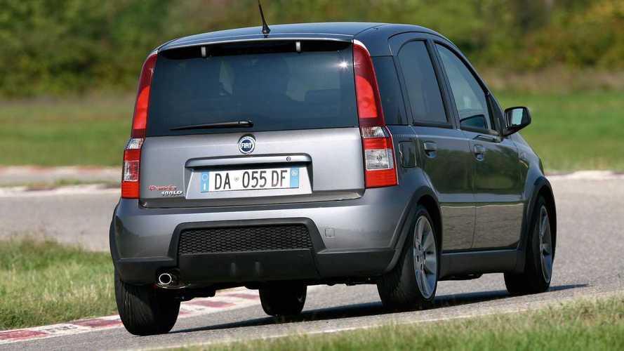 Fiat Panda 100 HP 2006
