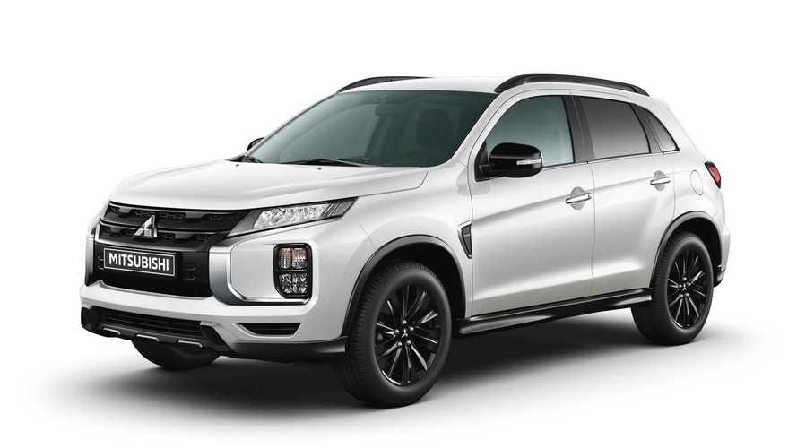 В России появился Mitsubishi ASX Black Edition – и он не всегда черный