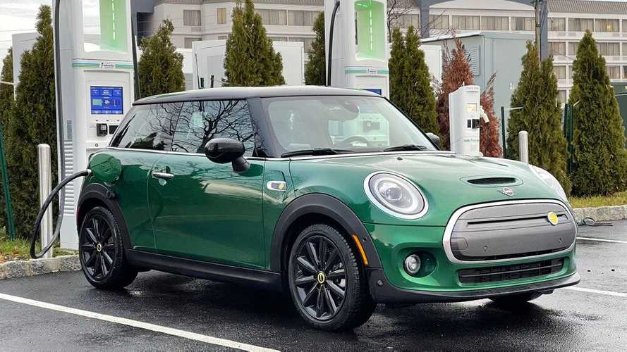 Buying An Electric Mini Cooper SE & Road-Tripping It Home