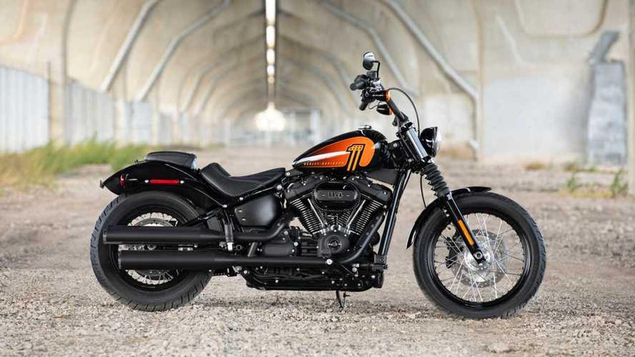 Harley-Davidson modelli 2021