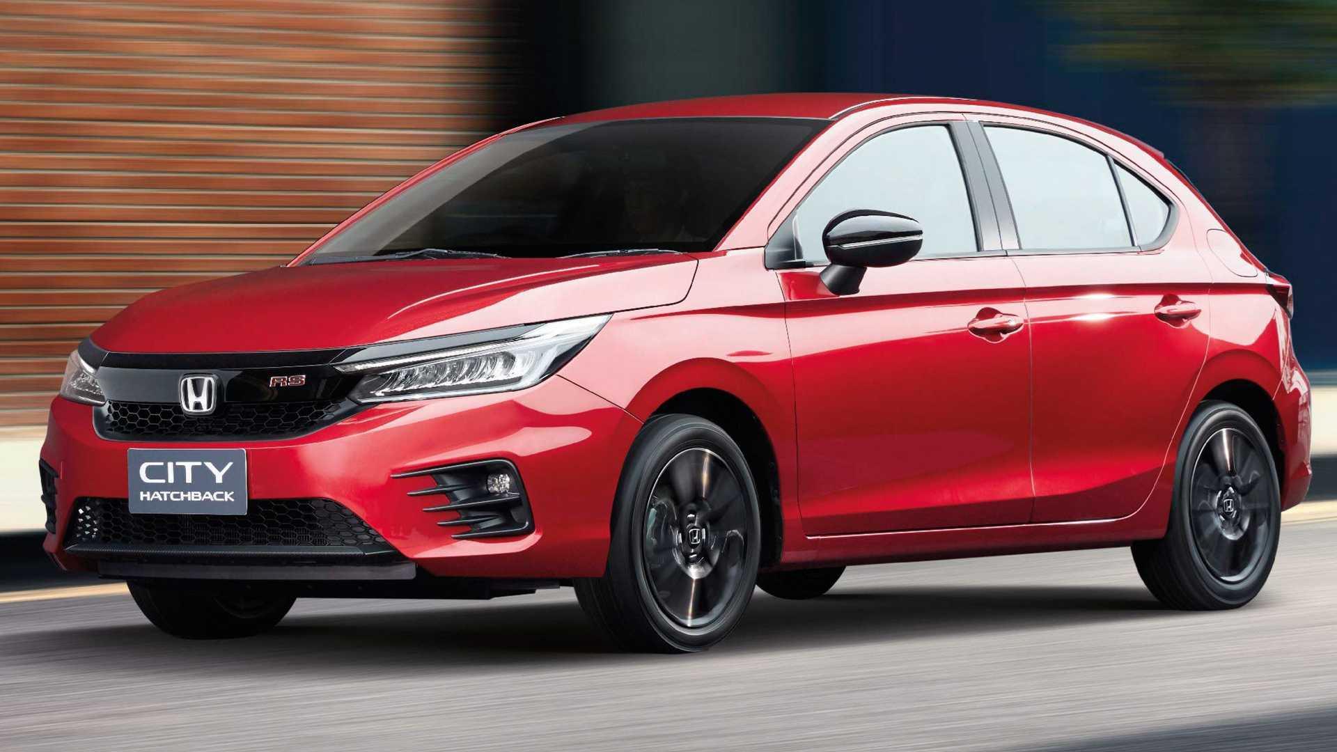 Honda City Hatchback Estreia Com 1 0 Turbo De 122 Cv E Sera Produzido No Brasil