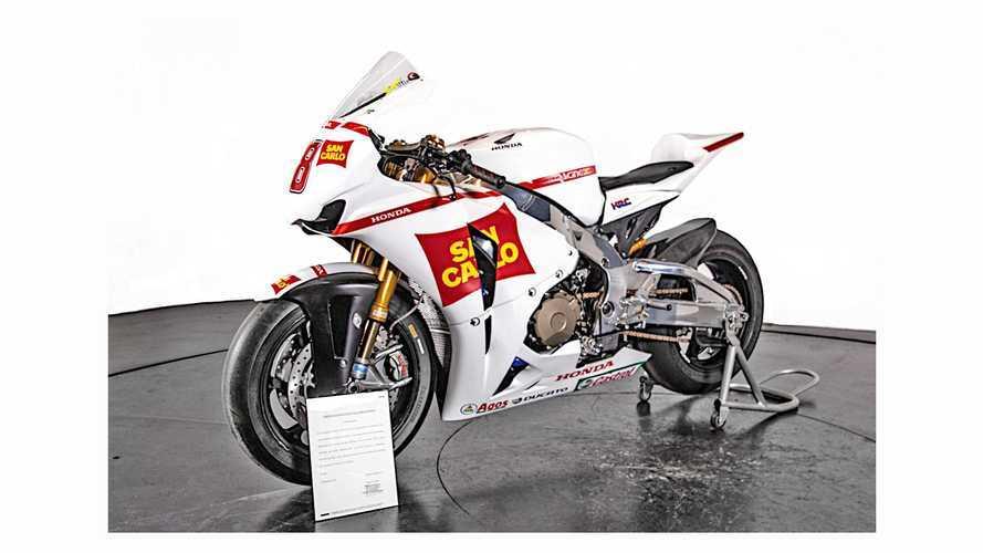 2011 Gresini Racing Honda CBR1000 RR