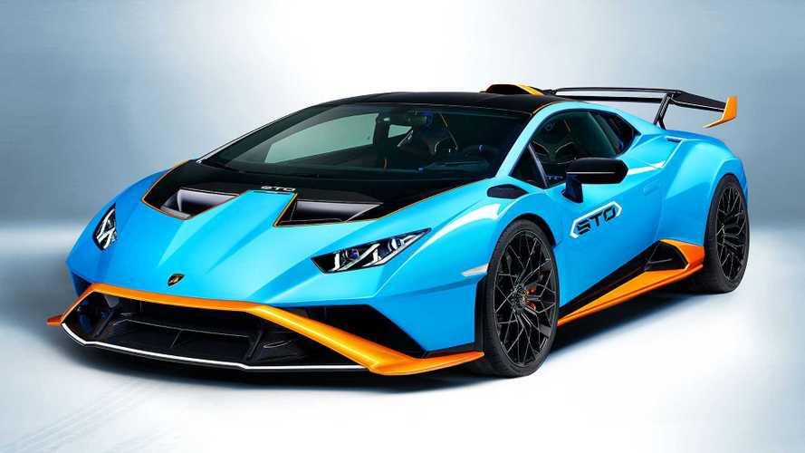 Lamborghini Huracán STO: Motorsportler mit Straßenzulassung