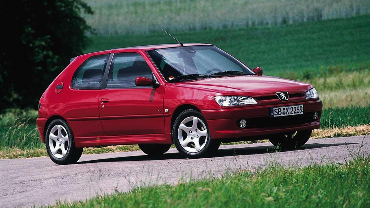 Peugeot 306 (1993 – 2002)