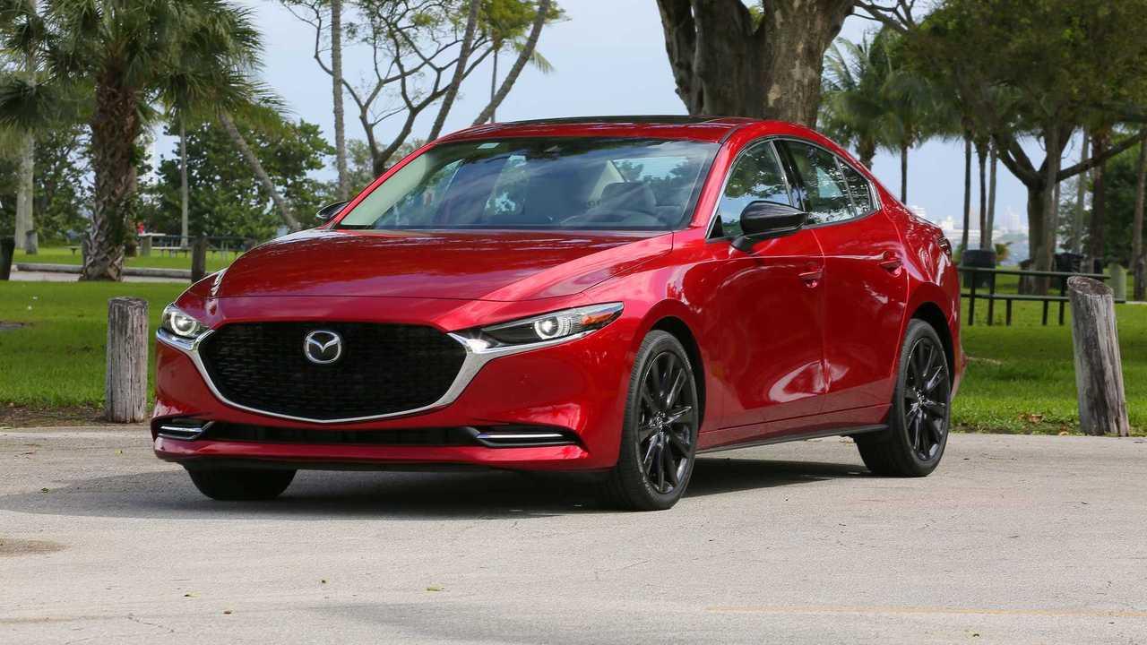 Mazda 3 Turbo (USA) im ersten Fahrbericht