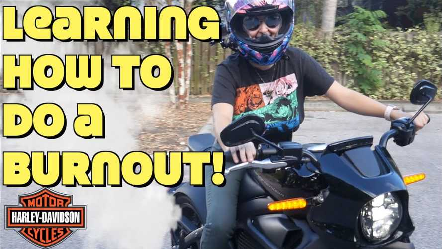Young Riders Prove That Some Youth Like Harley Too