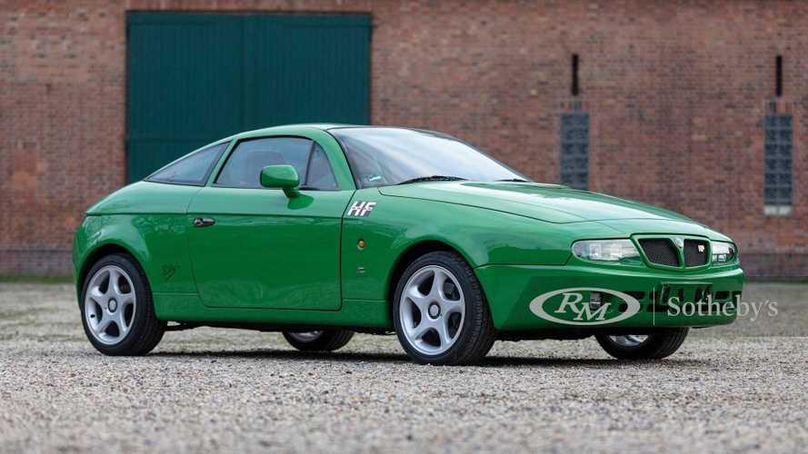 Una rarissima Lancia Hyena Zagato va all'asta, chi la comprerà?