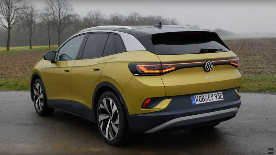 Autogefühl: Volkswagen ID.4 Hardware Is Excellent, But Software Is Weak
