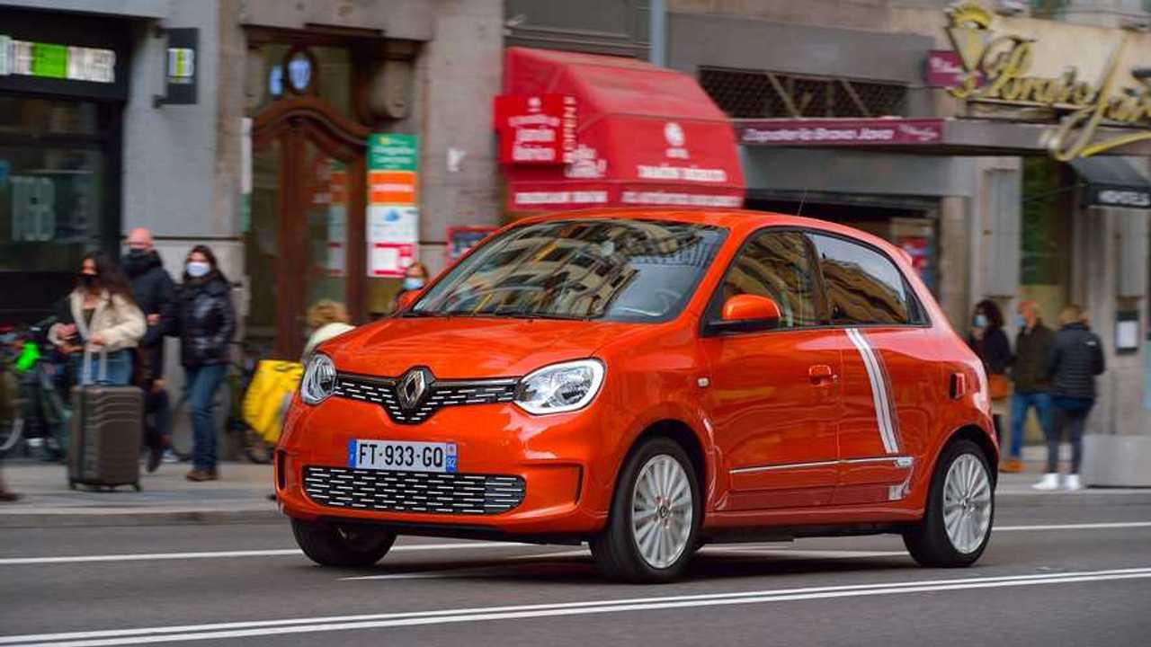 Renault Twingo Electric 2020, primera prueba