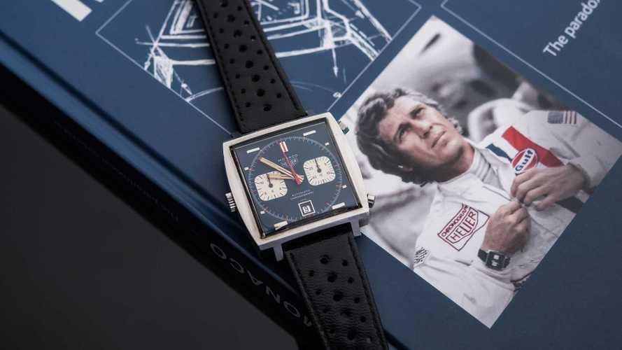 Heuer Monaco von Steve McQueen zum Rekordpreis versteigert