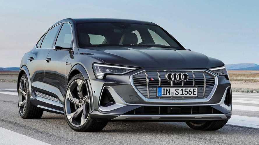 Audi e-Tron Sportback S de 503 cv está confirmado para o Brasil em 2021