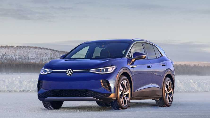 Volkswagen: Winter Isn't A Worry For Modern EVs Like The ID.4