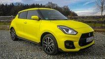 Suzuki Swift Sport (2020) im Dauertest (1): Alles auf Gelb
