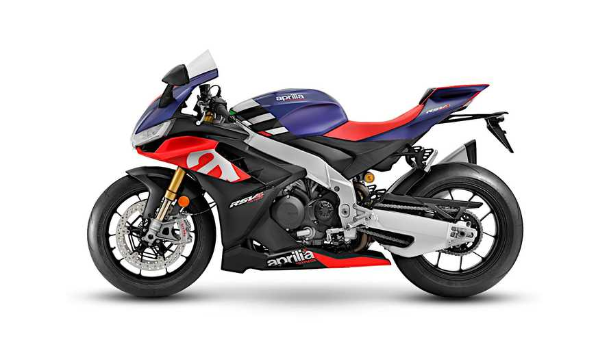 2021 Aprilia RSV4 And Tuono V4 Have Clearly Been Working Out