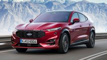 2022 ford mondeo evos rendering