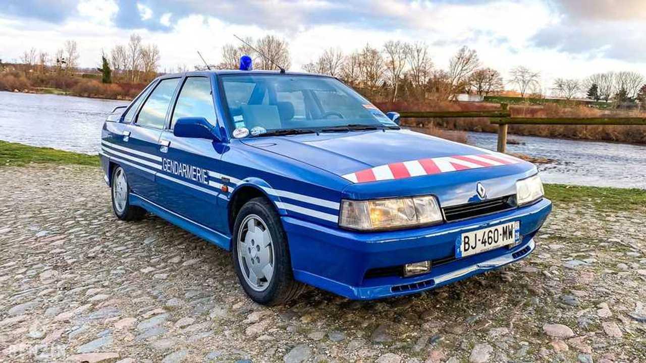 Renault 21 Turbo ex-BRI