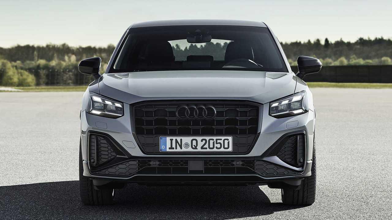 Audi Q2 restyling (2020)