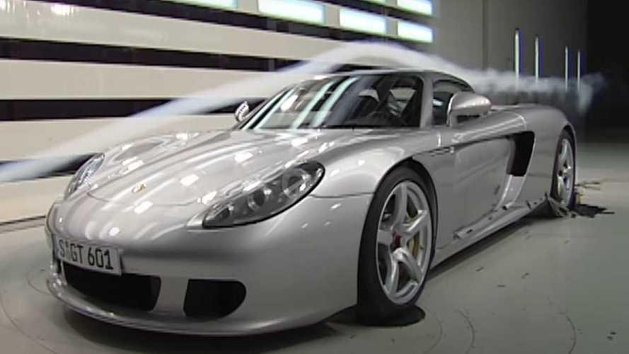 Porsche Carrera GT Highlights