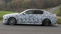 2021 Mercedes-AMG C53 Yeni Casus Fotoğraflar