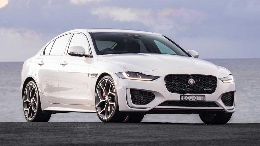 Jaguar XE ve XF'in üretimi, tedarik sorunları nedeniyle durduruldu