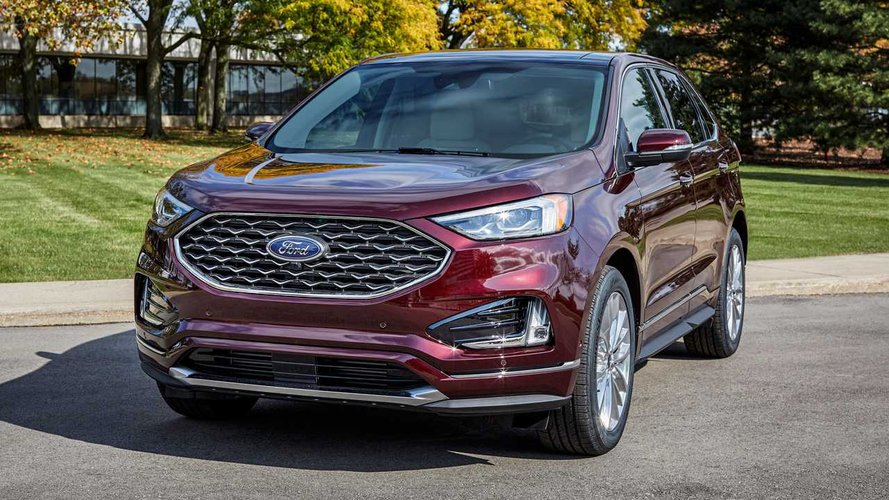 Ford Edge 2022 akan mengalami penyesuaian harga.